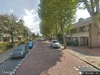 112 melding Ambulance naar Graaf Florislaan in Rijnsburg