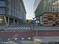 112 melding Besteld ambulance vervoer naar Einthovenweg in Leiden