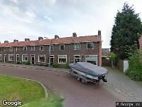 112 melding Ambulance naar Ir. Krijgerstraat in Velsen-Noord