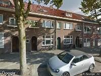 112 melding Brandweer naar Generaal Winkelmanstraat in Tilburg