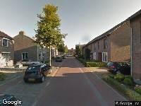 112 melding Ambulance naar Schout Brouwersstraat in Gemert