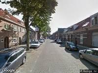 112 melding Ambulance naar Generaal Winkelmanstraat in Tilburg