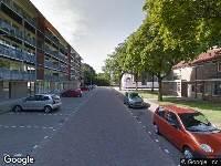 112 melding Ambulance naar Jachtslotstraat in Tilburg