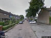 112 melding Ambulance naar Nestelmakerstraat in Breda