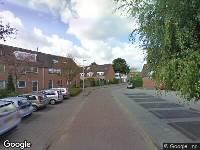 Ambulance naar Aakwerf in Zoetermeer