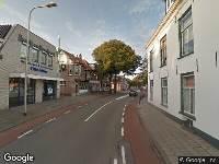 112 melding Ambulance naar Rijnstraat in Katwijk