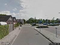 Brandweer naar Houtzagersstraat in Vaassen