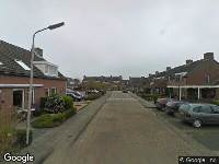 112 melding Besteld ambulance vervoer naar Sinte Catharinadal in Willemstad