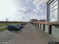 112 melding Ambulance naar Oegstgeeststraat in Tilburg
