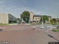 112 melding Brandweer naar Briniostraat in IJmuiden vanwege brand