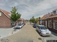 Ambulance naar Willem van Oranjestraat in Bergen op Zoom
