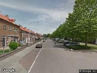 Ambulance naar Varenstraat in Nijmegen