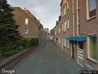 Brandweer naar Pelserstraat in Roermond vanwege reanimatie