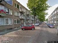 112 melding Ambulance naar Walchersestraat in Rotterdam