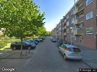 Ambulance naar Bussumstraat in Amsterdam