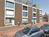 Brandweer naar Kampervest in Haarlem vanwege stankoverlast