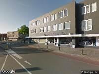 Ambulance naar Franz Leharplein in Eindhoven