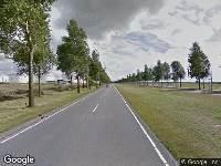 112 melding Brandweer naar Westpoortweg in Amsterdam