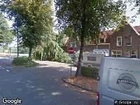 112 melding Ambulance naar Reeweg Oost in Dordrecht