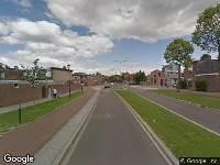 112 melding Ambulance naar Vincent van Goghstraat in Breda