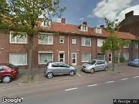 112 melding Ambulance naar Dr. Struyckenstraat in Breda