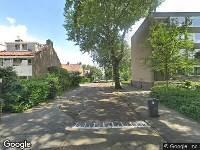 112 melding Ambulance naar Abelenlaan in Amstelveen vanwege brand