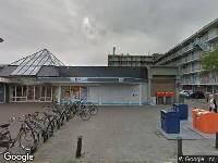 112 melding Ambulance naar Lokerenpassage in 's-Hertogenbosch