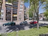 112 melding Brandweer naar Duitslandlaan in Zoetermeer vanwege brand