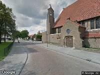 112 melding Brandweer naar Sint Jozefplein in Geldrop vanwege brand
