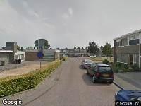 112 melding Ambulance naar Noordwiek in Etten-Leur