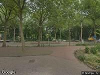 112 melding Brandweer naar Kramatweg in Amsterdam