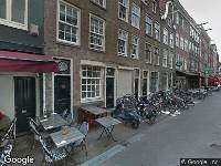 112 melding Ambulance naar Lange Leidsedwarsstraat in Amsterdam