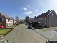 112 melding Ambulance naar Mercuriusstraat in Hilvarenbeek