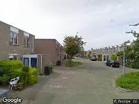 112 melding Ambulance naar Lessingzijde in Zoetermeer
