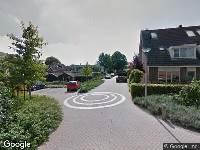 112 melding Ambulance naar Heuvelhof in Waddinxveen