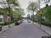 Ambulance naar Helmerslaan in Eindhoven
