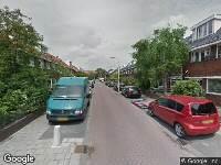 Ambulance naar Sophiastraat in Gouda