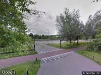 Brandweer naar Julialaantje in Rijswijk vanwege een buitenbrand