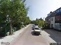 Brandweer naar Doude van Troostwijkstraat in Abcoude vanwege gebouwbrand