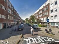 112 melding Ambulance naar Marco Polostraat in Amsterdam