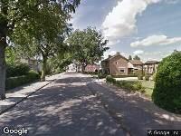 Ambulance naar Dorpsstraat in Langenboom