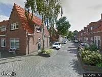 112 melding Ambulance naar Vijfherenstraat in Heemstede
