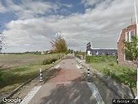 112 melding Ambulance naar Jacobus de Waalstraat in Lamswaarde