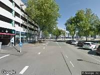 112 melding Politie naar Belgiëlaan in Zoetermeer vanwege ongeval met letsel