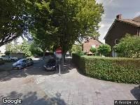 112 melding Ambulance naar Dr. Noletstraat in Schiedam