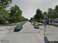 112 melding Ambulance naar Radioweg in Amsterdam