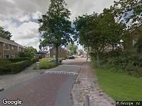 112 melding Brandweer naar Theodorus Beekhuisstrjitte in Wirdum vanwege brand