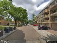 112 melding Brandweer naar Nieuw Herlaer in Amsterdam vanwege brand