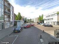 Ambulance naar Doddendaal in Amsterdam