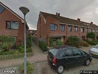 Ambulance naar Hillen acker in Heemskerk